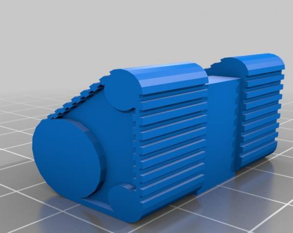 模块化参数机器人 3D模型  图15