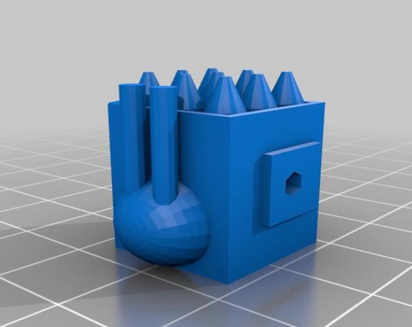 模块化参数机器人 3D模型  图16