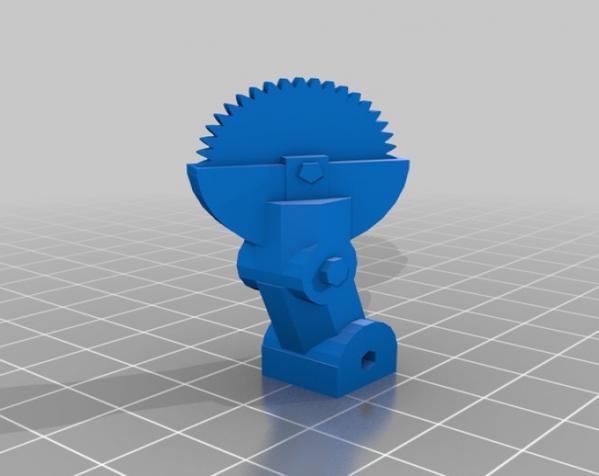 模块化参数机器人 3D模型  图19