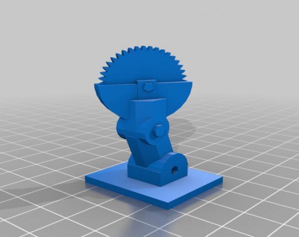 模块化参数机器人 3D模型  图17