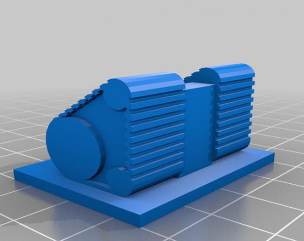 模块化参数机器人 3D模型  图18
