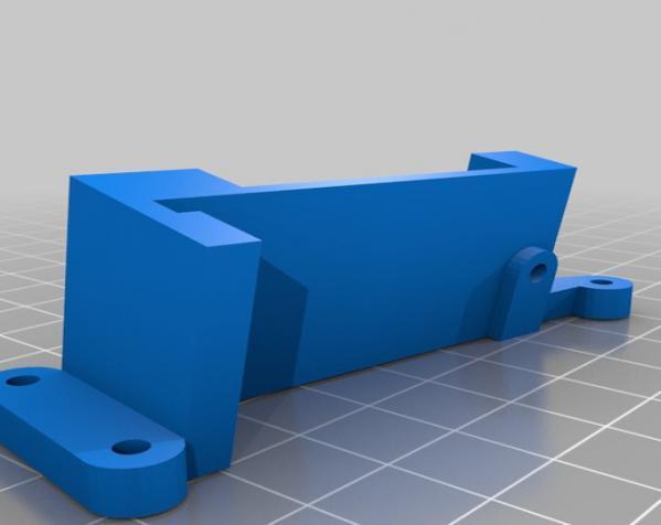 Wheely车轮机器人 3D模型  图1