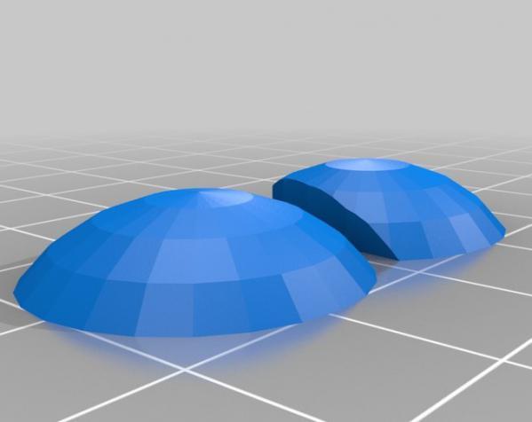 Wheely车轮机器人 3D模型  图4