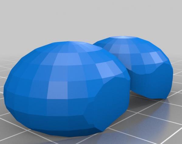 Wheely车轮机器人 3D模型  图3