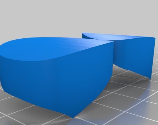 Wheely车轮机器人 3D模型  图2