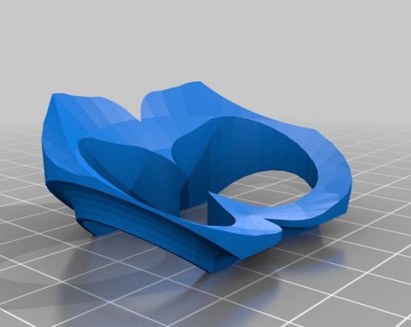 Wheely车轮机器人 3D模型  图5