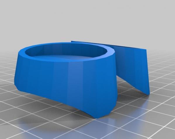 Wheely车轮机器人 3D模型  图6