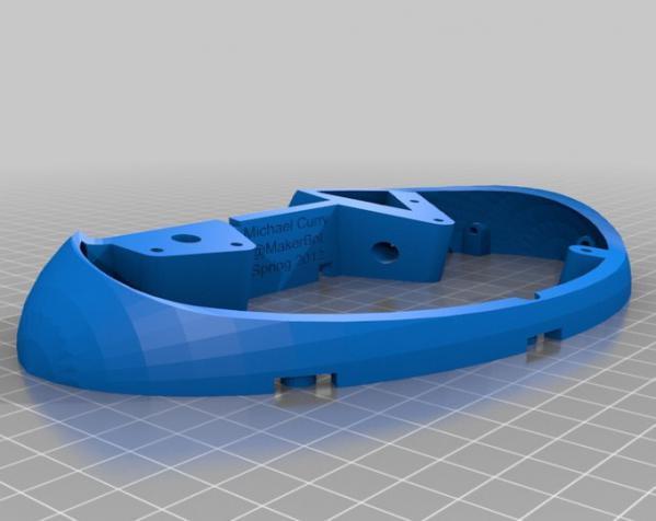 Wheely车轮机器人 3D模型  图9