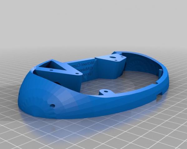 Wheely车轮机器人 3D模型  图10