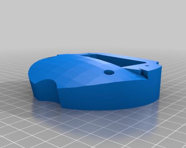 Wheely车轮机器人 3D模型  图13