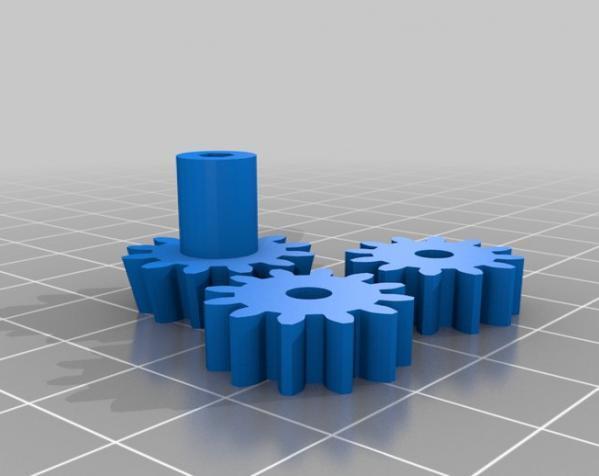 Wheely车轮机器人 3D模型  图19