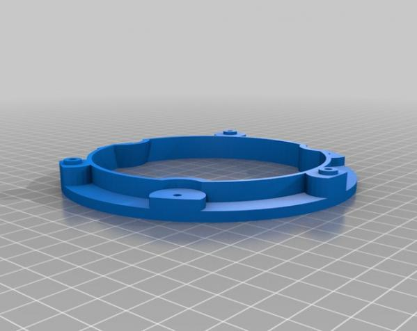 Wheely车轮机器人 3D模型  图21
