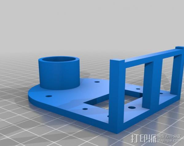 Arduino HKTR-9000机器人 3D模型  图2