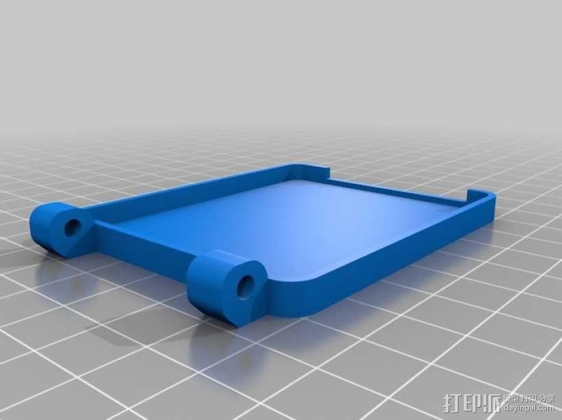 Arduino保护盒 3D模型  图2
