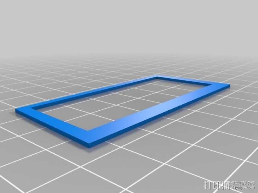 """""""铃木武士""""吉普车车身 3D模型  图8"""