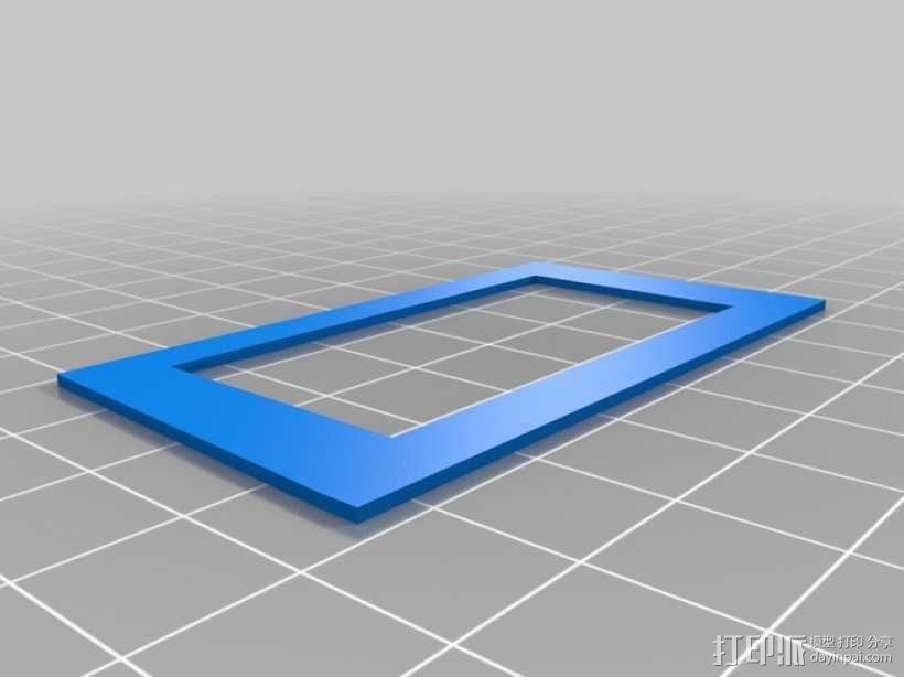"""""""铃木武士""""吉普车车身 3D模型  图11"""