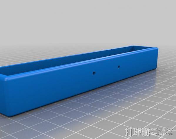 PCB台虎钳 3D模型  图5