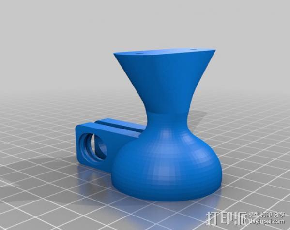 PCB台虎钳 3D模型  图10