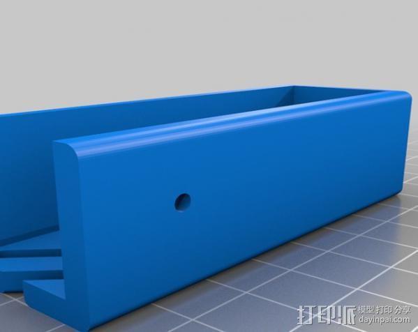 PCB台虎钳 3D模型  图15