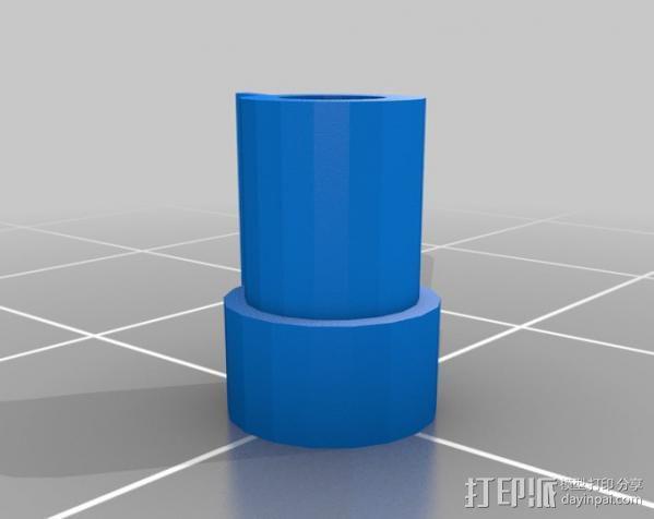迷你机械玩偶 3D模型  图3