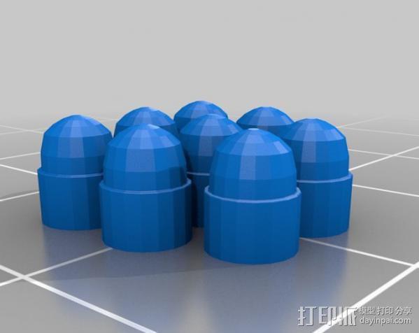 迷你机械玩偶 3D模型  图5
