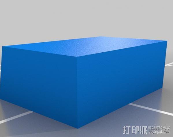 迷你机械玩偶 3D模型  图7