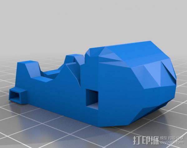 迷你机械玩偶 3D模型  图6