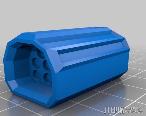 迷你机械玩偶 3D模型  图9