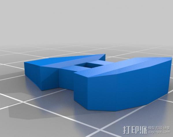迷你机械玩偶 3D模型  图8