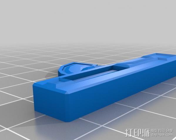 迷你机械玩偶 3D模型  图11