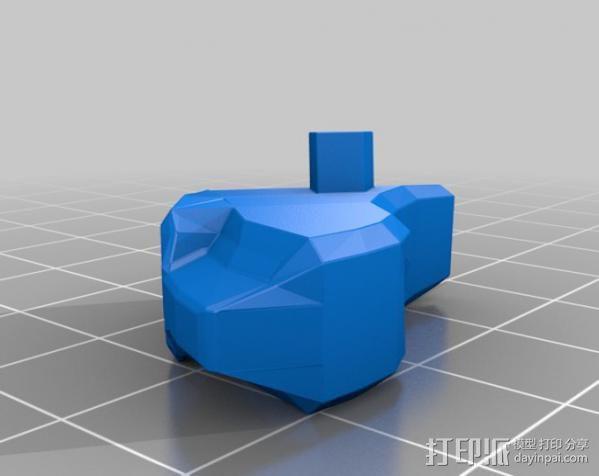 迷你机械玩偶 3D模型  图12