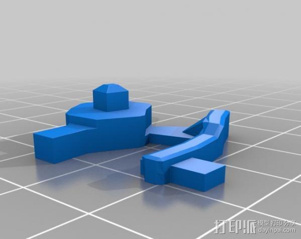 迷你机械玩偶 3D模型  图14