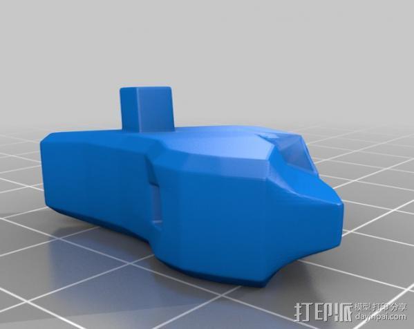 迷你机械玩偶 3D模型  图13