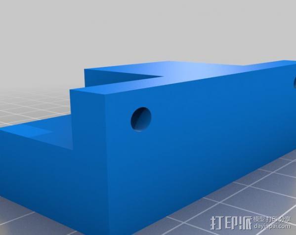 简易机电式计算机 3D模型  图8