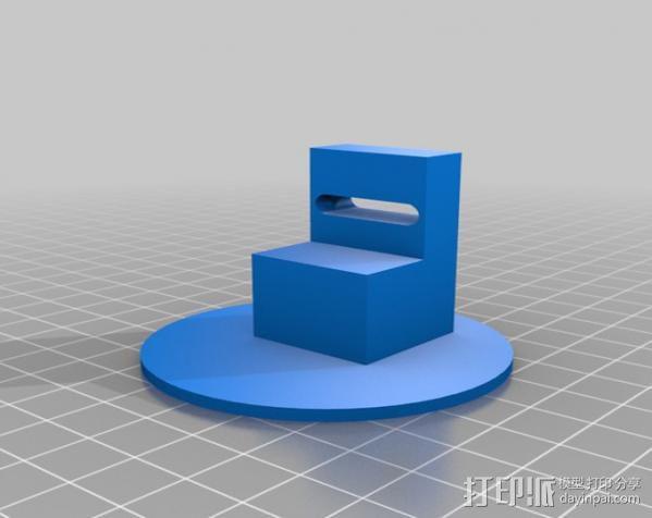 简易机电式计算机 3D模型  图11