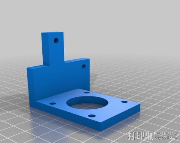 简易机电式计算机 3D模型  图9