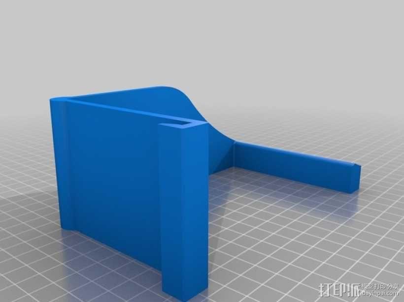 自行车工具架 3D模型  图1