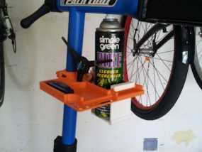 自行车工具架 3D模型