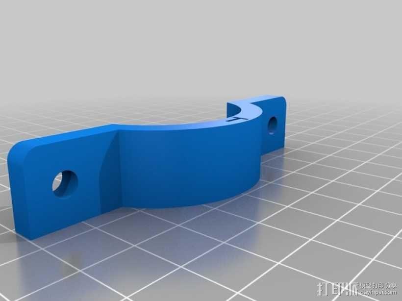自行车工具架 3D模型  图5