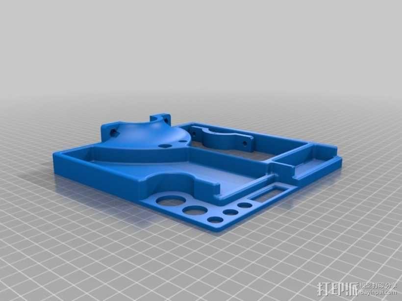 自行车工具架 3D模型  图6