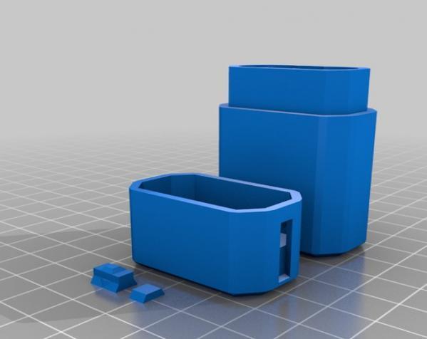 LED灯/手电筒 3D模型  图9