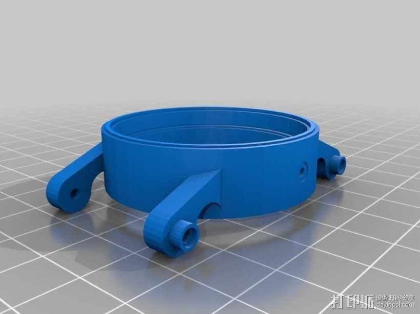 表壳 3D模型  图1