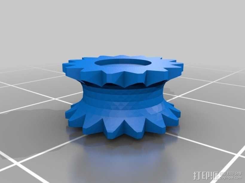 表壳 3D模型  图4