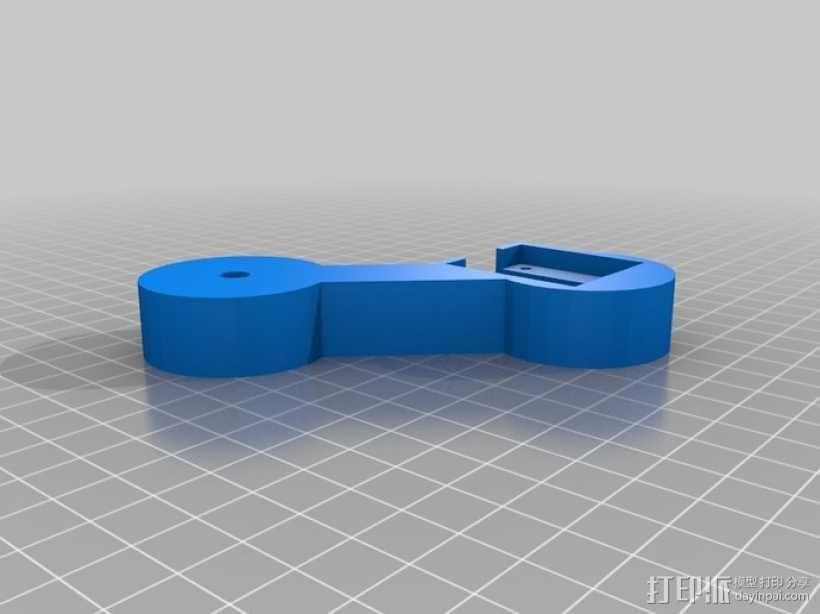3D 鼠标原型 3D模型  图2