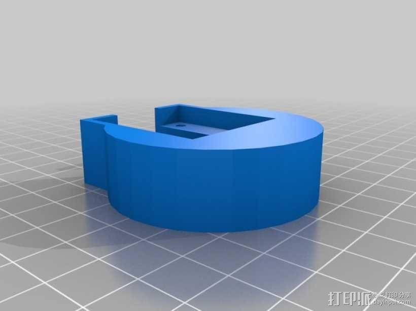 3D 鼠标原型 3D模型  图4
