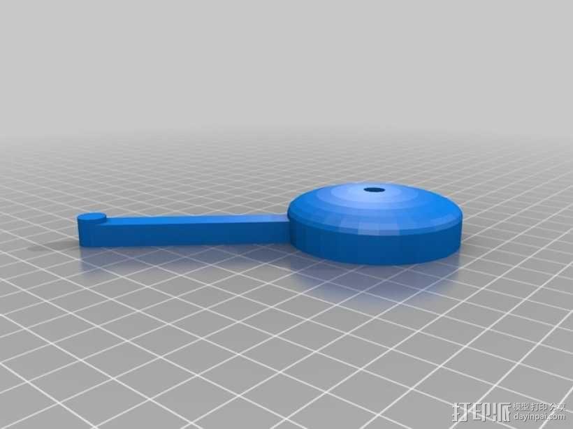 3D 鼠标原型 3D模型  图3