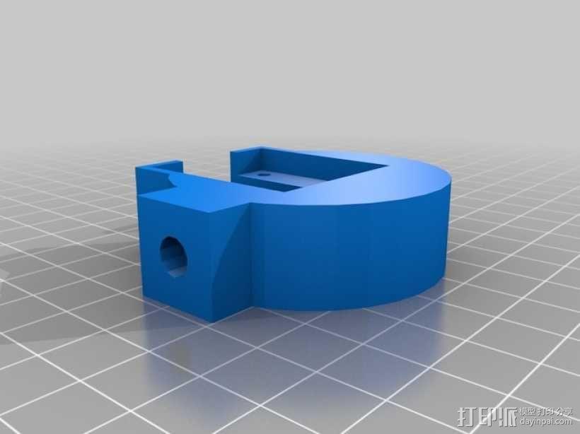 3D 鼠标原型 3D模型  图5