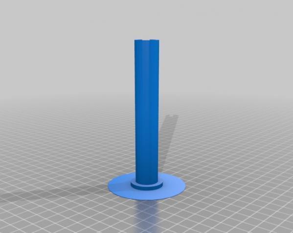 PL2Q Hugin 四轴飞行器 3D模型  图3