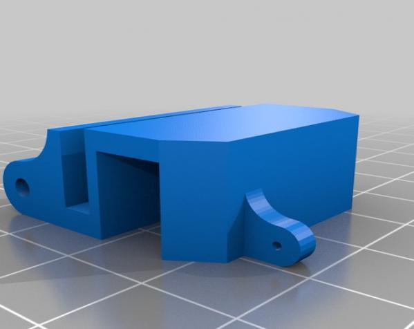 PL2Q Hugin 四轴飞行器 3D模型  图11