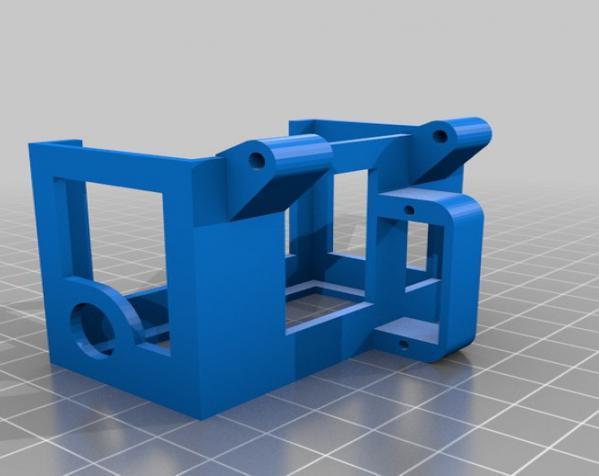 PL2Q Hugin 四轴飞行器 3D模型  图12